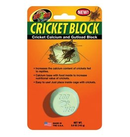 Reptiles ZM CRICKET BLOCK