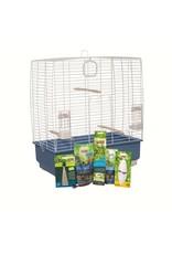 "Bird Living World Cockatiel Starter Kit - 61 cm L x 33 cm W x 67 cm H (24"" x 13"" x 26.4"")"