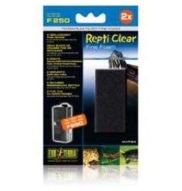 Reptiles EXT Repti Clear 250 Fine Foam-V