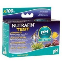 Aquaria Ph Wide Range 100 Tests-V