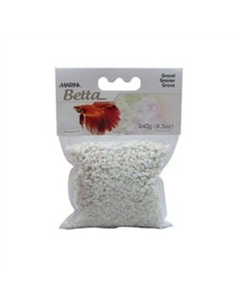 Aquaria Marina White epoxy gravel 240g