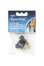 Aquaria (W) MA Aqua-Vac Brass Faucet Adapter