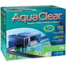 Aquaria Aqua Clear 70 Power Filter-V