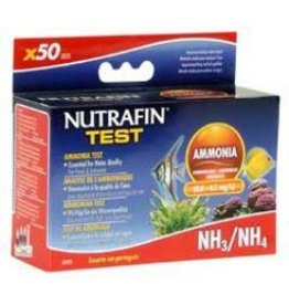Aquaria Ammonia 50 Tests-V