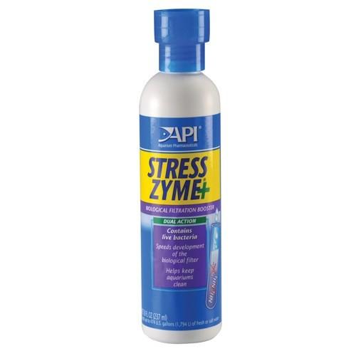 Aquaria AP STRESS ZYME 8 OZ