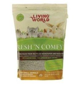 Small Animal (W) LW Fresh n Comfy Bdng 10L-Tan-V