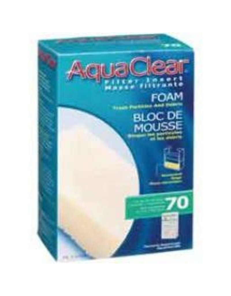Aquaria Aq-Clear 70 Foam Insert-V