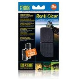 Reptiles EXT Repti Clear 250 Carbon Cartridge
