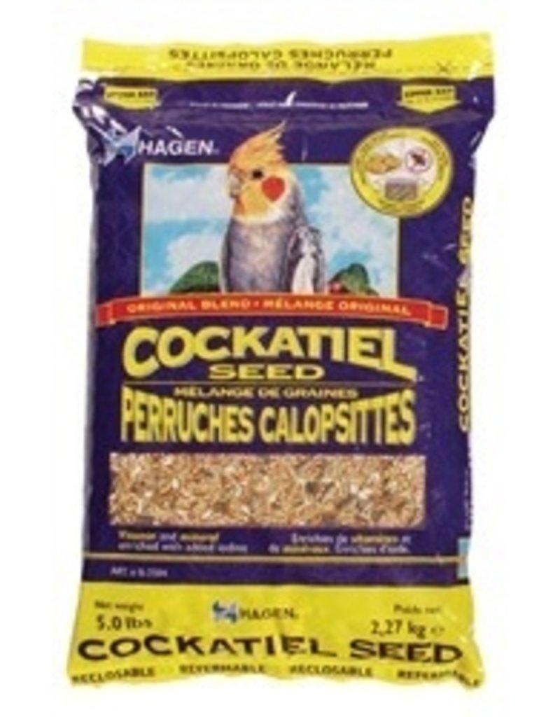 Bird Cockatiel Staple VME Seed,2.26kg-V