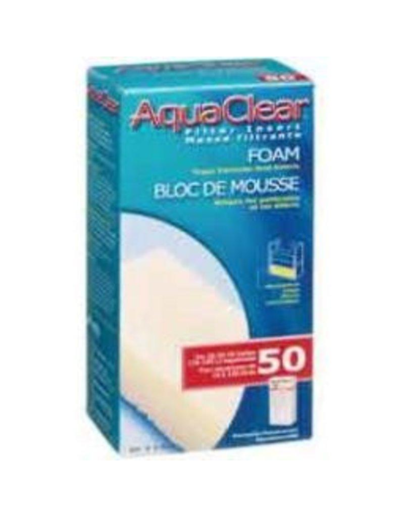 Aquaria Aqua Clear 50 Foam Insert-V
