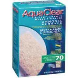 Aquaria Aq-Clear 70 Ammorid Ammonia Remov.346g-V