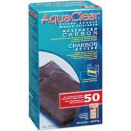Aquaria Aq-Clear 50 Activated Carbon Insert-V