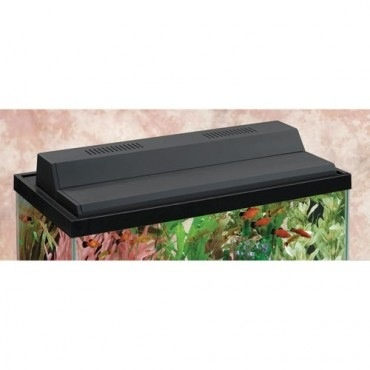 "Aquaria (D) PF RECESSED FLO HOOD 24""""-BLACK"
