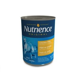 Dog & cat (D) Nutrience Original Adult - Chicken Pâté with brown rice & vegetables
