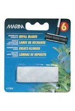 Aquaria MA Aq.Glass Cleaning Refill Blades,6pk-V