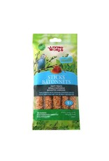 Bird LW Parakeet Honey Stick, 5-pack 150gr