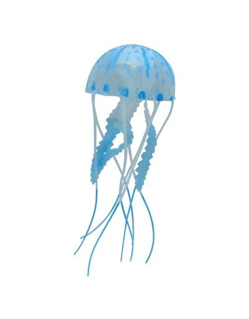 Aquaria (W) UT ACTION JELLY FISH SM BLUE