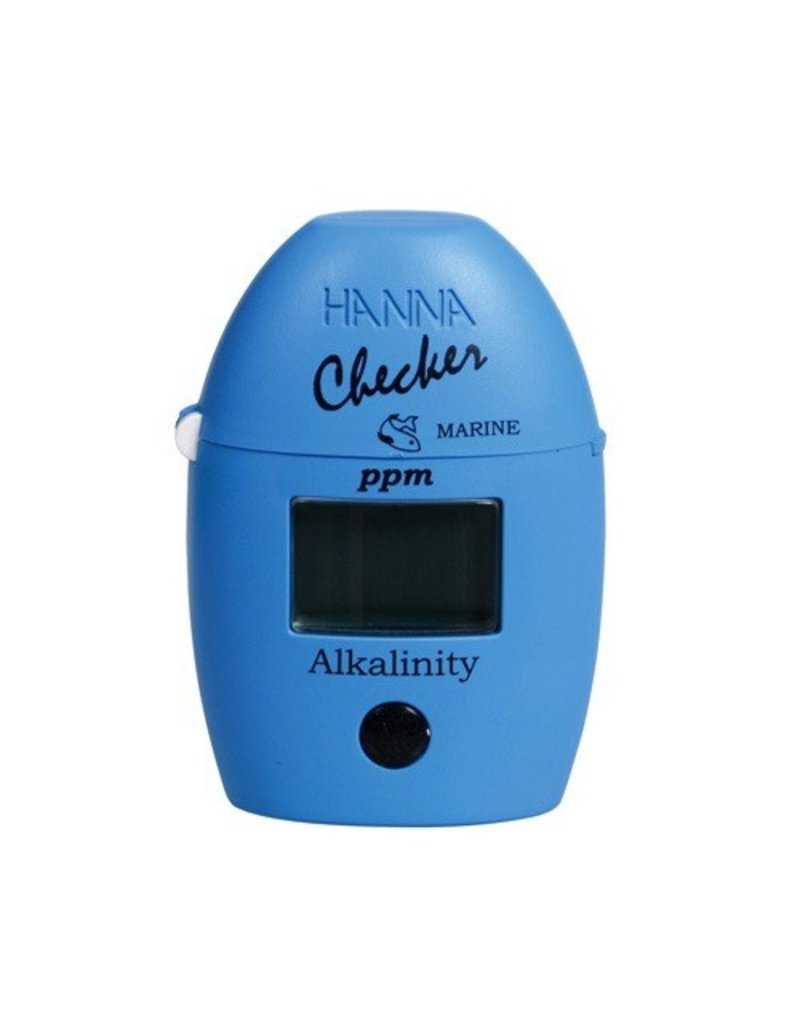 Aquaria (W) HI 755 Checker HC Colorimeter - Marine Alkalinity - 0 to 300 ppm