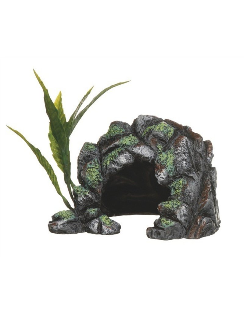 Aquaria Marina Decor Cave, Small-V