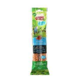 Bird LW Parakeet Honey Stick, 2-pack 60gr