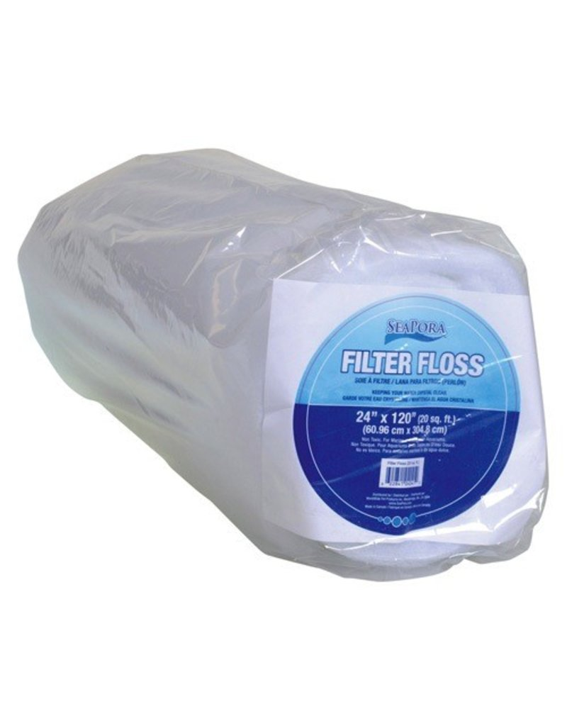 Aquaria SE FILTER FLOSS 20 SQFT