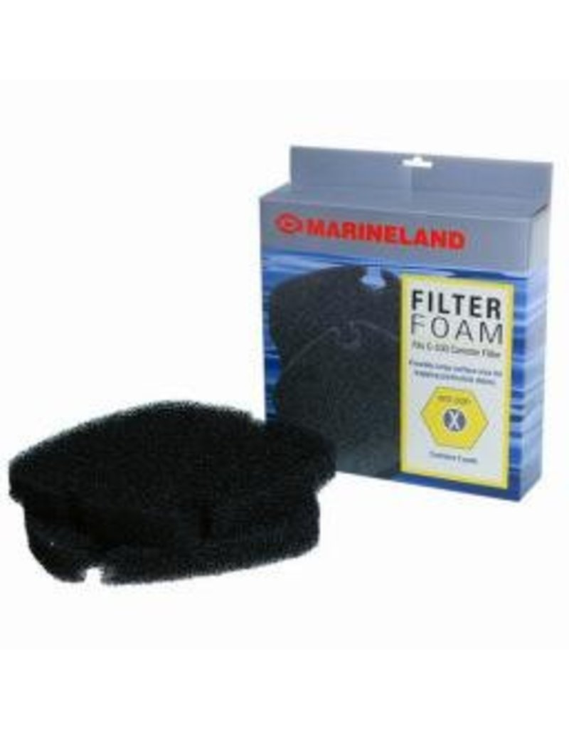 Aquaria (D) ML C- MEDIA FILTER FOAM 530 2PK