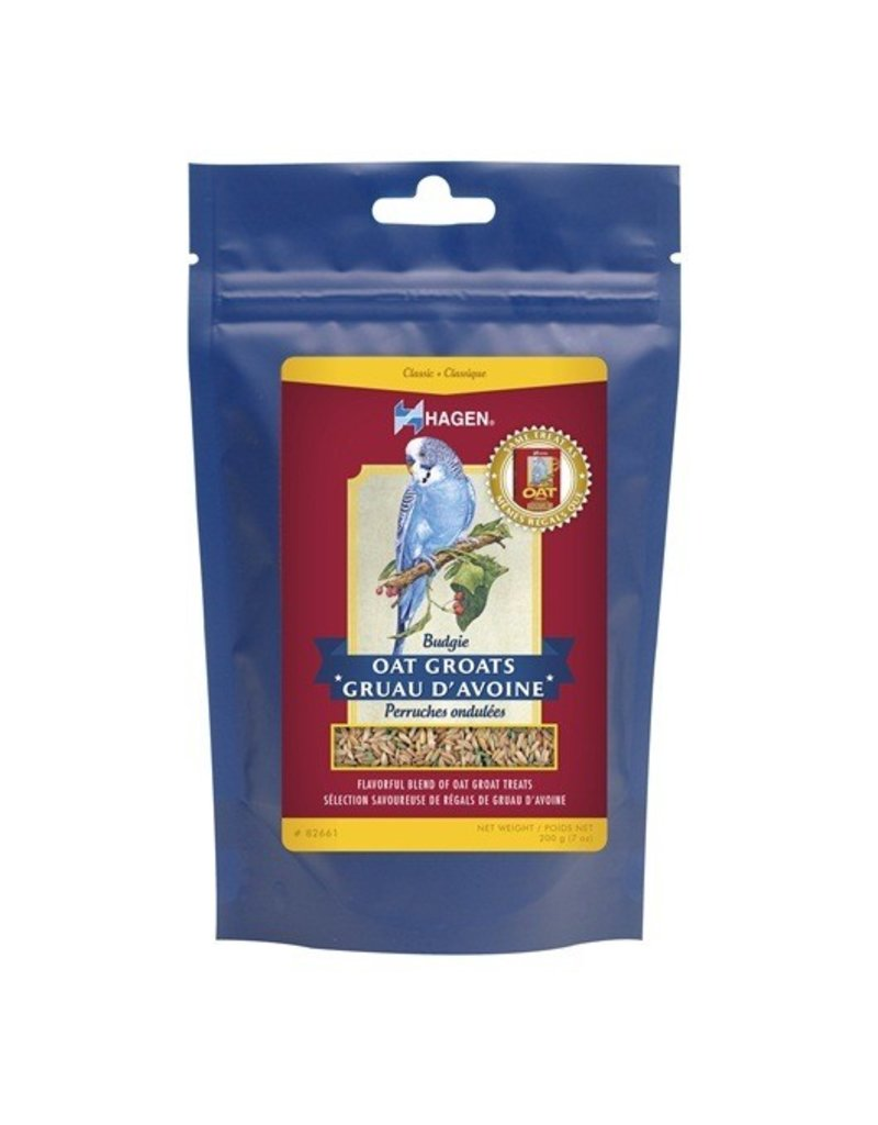 Bird Hagen Budgie Oat Treat, 200g