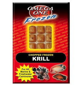 Aquaria OE FR CHOPPED KRILL 3.5OZ CUBE