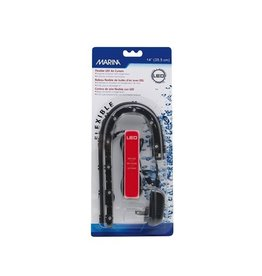 Aquaria (D) MA Flexible RedLEDAirCurt.14in(35.5cm)