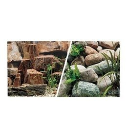 Aquaria MA 2 sided rock background 18 .....(2.99/FT)
