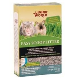 Small Animal Living World Easy Scoop Litter, 570g