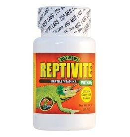 Reptiles (W) ZM REPTIVITE W/D3 2OZ