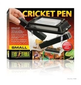 Reptiles Exo Terra Cricket Pen, Small-V