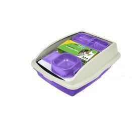 Dog & cat Van Ness Cat Pan Starter Kit (SKCP4)