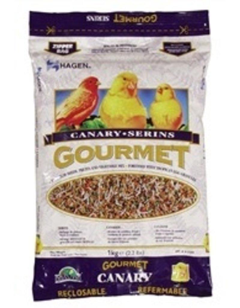 Bird Canary Gourmet Mix 1kg-V