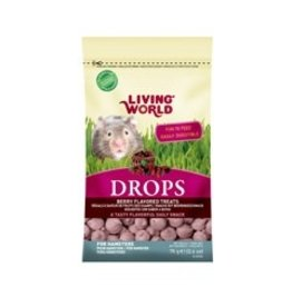 Small Animal LW Hamster Treat, Fieldberry Flavor-V