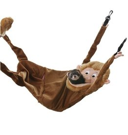 Small Animal HANGING MONKEY FOR FERRETS
