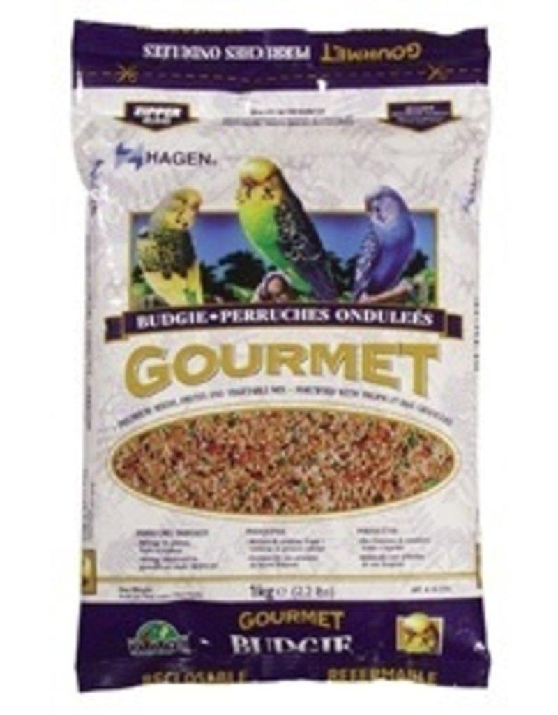 Bird Gourmet Parakeet Seedmix 1kg-V