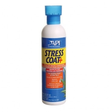 Aquaria AP STRESS COAT 8OZ