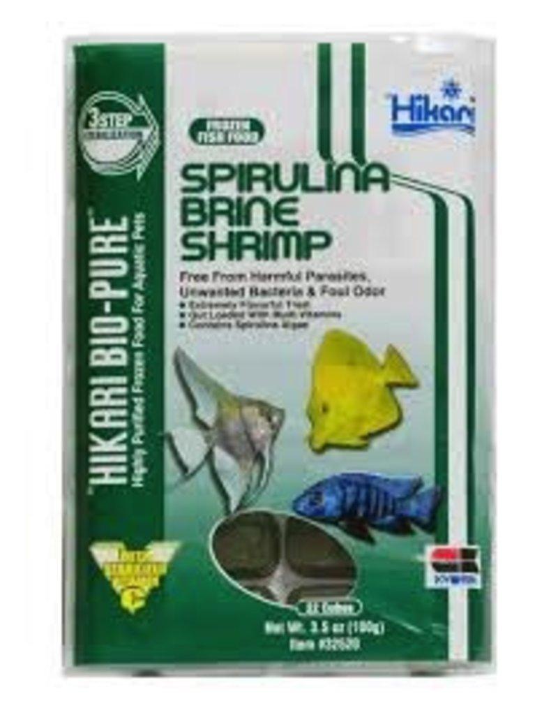 Aquaria (W) HK FR SPIRL BRINE SHRIMP 3.5OZ