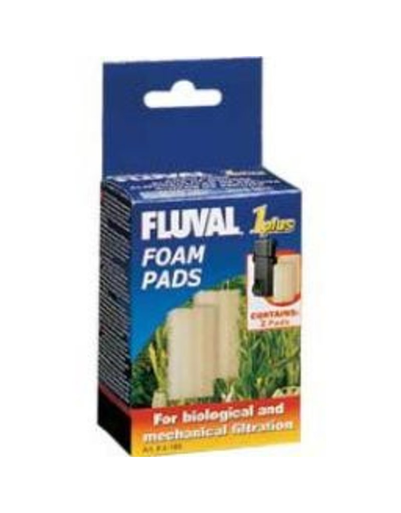 Aquaria (D) Fluval 1 Plus Foam insert, CA & US-V