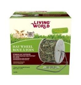 Small Animal Living World Hay Dispenser