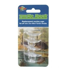 Reptiles (W) ZM TURTLE DOCK SUCTION CUPS