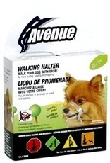 Dog & cat (D) Avenue Training Walking Halter Small.-V