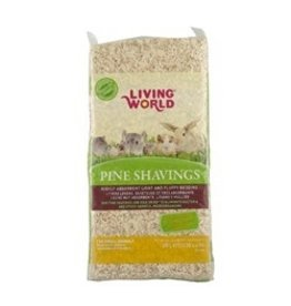 Small Animal Living World Pine Shavings 20L-V