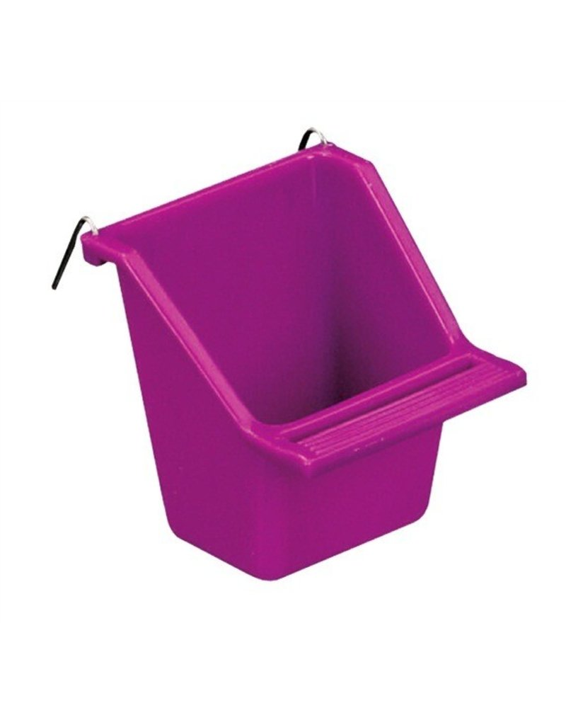 Bird LW Small Seed Cup with perch-V