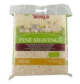 Small Animal Living World Pine Shavings 41L-V
