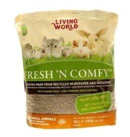 Small Animal (W) LW Fresh n Comfy Bdng 50L-Tan-V