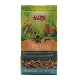 Bird (W) LW Original Seed Diet,Cktl/LBird, 908g-V