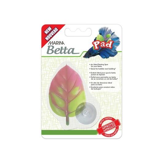 Aquaria Marina Betta Leaf Pad - Green